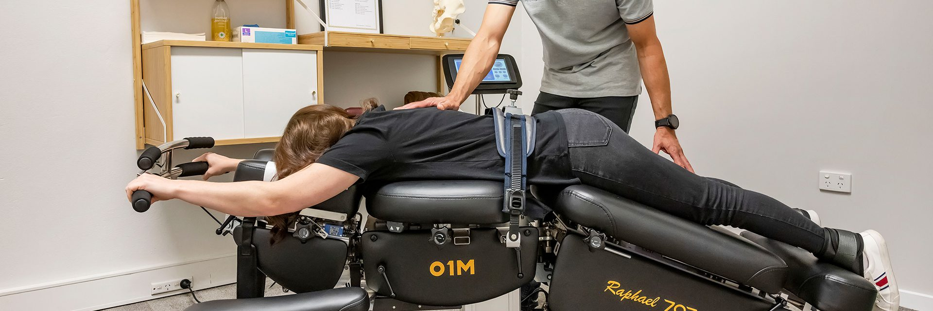 Spinal Decompression Table